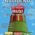 Mercado Navideño 2014 MUSI La Felguera Langreo Navidad