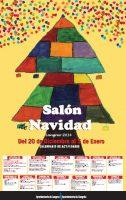 Salón de Navidad Langreo 2014 fiesta niños