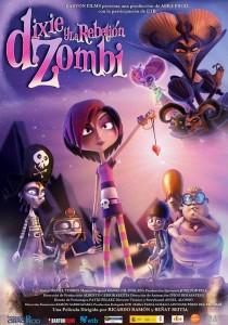 Cine pa neños: Dixie y la rebelión zombie @ Cine Felgueroso | Langreo | Principado de Asturias | España