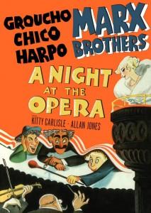 Cine: Una noche en la ópera @ Cine Felgueroso | Langreo | Principado de Asturias | España
