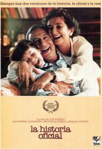 Cine: La historia oficial @ Cine Felgueroso | Langreo | Principado de Asturias | España