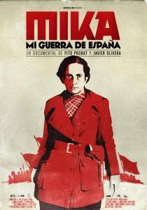 Cine: Mika, mi guerra de España @ Cine Felgueroso | Langreo | Principado de Asturias | España