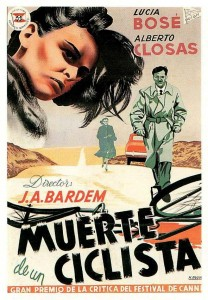 Cine: Muerte de un ciclista @ Cine Felgueroso | Langreo | Principado de Asturias | España