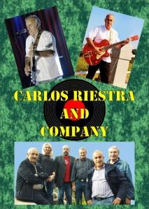 Concierto: Carlos Riestra and Company @ Nuevo Teatro de La Felguera | Langreo | Principado de Asturias | España