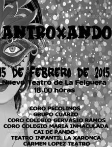 Gala: Antroxando @ Nuevo Teatro de La Felguera | Langreo | Principado de Asturias | España