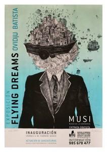 Exposición: Flying Dreams @ MUSI | Langreo | Principado de Asturias | España