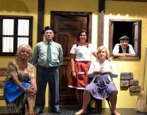 Teatro: Toconos, muyer, toconos @ Teatro de La Felguera | Langreo | Principado de Asturias | España