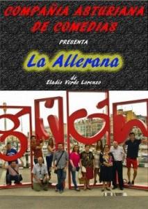 Teatro: La allerana @ Teatro de La Felguera | Langreo | Principado de Asturias | España