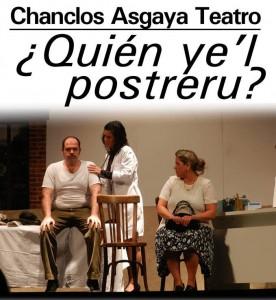 Teatro: Quién ye'l postreru @ Teatro de La Felguera | Langreo | Principado de Asturias | España