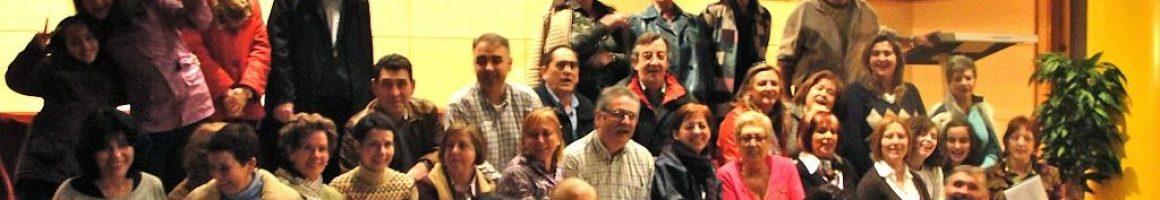 Taller de canciones en la casa de cultura de La Felguera Cauce Nalón Langreo