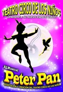 El musical de Peter-Pan @ Nuevo Teatro de La Felguera | Langreo | Principado de Asturias | España