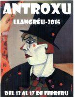 Carnaval Antroxu en Langreo 2015