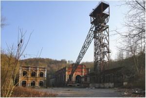 Pozo Terrerón Tuilla Mosquitera Langreo Ruta de los orígenes mineros