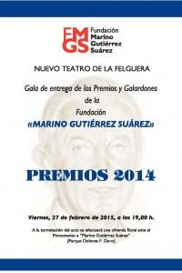 Gala entrega de premios Fundación Marino Gutiérrez @ Nuevo Teatro de La Felguera   Langreo   Principado de Asturias   España