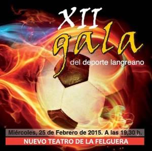 XII Gala del deporte langreano @ Nuevo Teatro de La Felguera | Langreo | Principado de Asturias | España