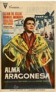 Cine: Alma aragonesa @ Cine Felgueroso | Langreo | Principado de Asturias | España