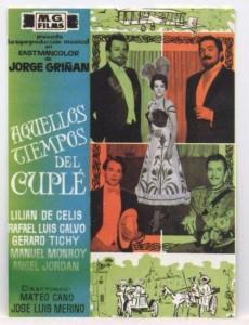 Cine: Aquellos tiempos del cuplé @ Cine Felgueroso | Langreo | Principado de Asturias | España