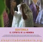 Cine: Guatemala, el espíritu de la memoria