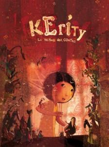 Cine pa neñ@s: Kerity, la casa de los cuentos @ Cine Felgueroso | Langreo | Principado de Asturias | España