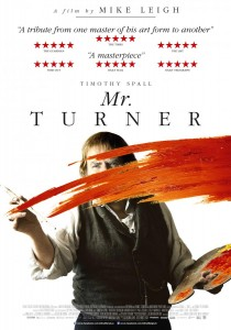 Cine: Mr. Turner @ Nuevo Teatro de La Felguera | Langreo | Principado de Asturias | España