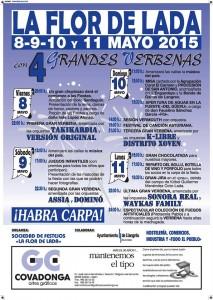 Fiestas de la Flor @ Lada   Lada   Principado de Asturias   España