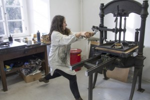 Exposición: Laía Argüelles Folch, ganadora de ArtNalón 2014 @ Pinacoteca Eduardo Úrculo | Langreo | Principado de Asturias | España
