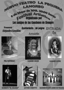Festival artístico: Los amigos de las canciones de siempre @ Nuevo Teatro de la Felguera | Langreo | Principado de Asturias | España