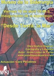 Exposición: Desde la tierra: la mar @ MUSI | Langreo | Principado de Asturias | España