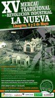 XV Mercáu de la Revolución Industrial en La Nueva Langreo