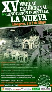 XV Mercáu de la Revolución Industrial en La Nueva @ La Nueva | Langreo | Principado de Asturias | España