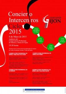 Concierto intercentros @ Conervatorio Valle del Nalón | Langreo | Principado de Asturias | España