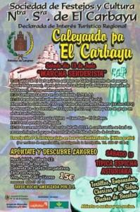 Caleyando pa El Carbayu