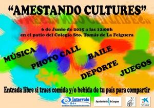 Amestando cultures - Asociación intervalo @ Colegio Santo Tomás de Aquino | Langreo | Principado de Asturias | España