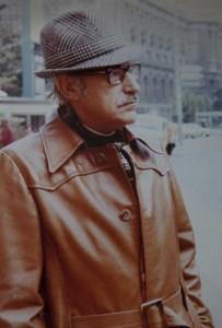 Julio Galán Gómez arquitecto municipal de Langreo