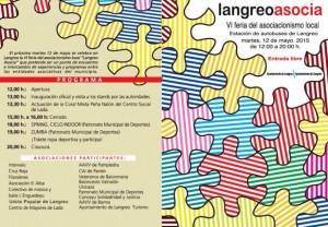 VI Feria de asociacionismo local: Langreoasocia @ Estación de autobuses | Langreo | Principado de Asturias | España