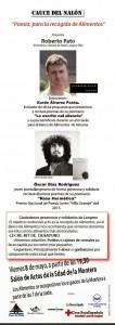 Poesía para la recogida de alimentos @ La Montera | Langreo | Principado de Asturias | España