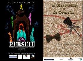Estreno teatral de las obras: El mayordomo y la doncella. Pursuit. @ Nuevo Teatro de La Felguera | Langreo | Principado de Asturias | España