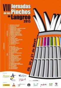 VIII Jornadas Concurso de Pinchos de Langreo @ Langreo   Langreo   Principado de Asturias   España