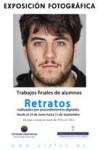 """Exposición fotográfica alumnado: """"Retratos"""""""