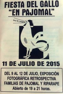 Fiestas del Gallo en Pajomal y Riparape @ Paxomal, Langreo | Pajomal | Principado de Asturias | España