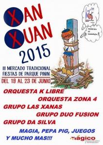 Fiestas de San Xuan @ Parque Pinín | Langreo | Principado de Asturias | España