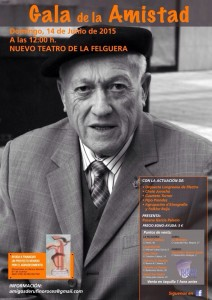 Gala de la amistad @ Nuevo Teatro de La Felguera | Langreo | Principado de Asturias | España