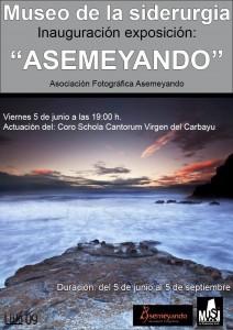 Exposición fotográfica: Asemeyando @ MUSI | Langreo | Principado de Asturias | España