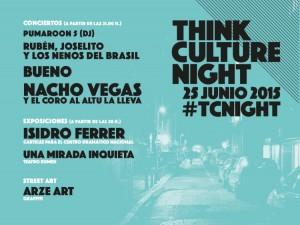 Think culture night @ Espacio Think / Centro de Creación Carlos Álvarez-Nóvoa | Langreo | Principado de Asturias | España