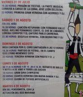 Fiestas de San Román de Lada Langreo 2015