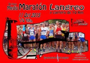 Medio Maratón de Langreo y 10Km @ Langreo | Langreo | Principado de Asturias | España