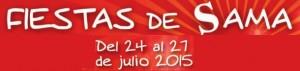 Fiestas Santiago Sama 2015