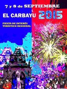 Fiestas El Carbayu Langreo 2015 patronal virgen patrona