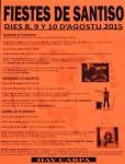 Fiestas de San Tirso 2015