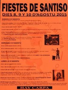 Fiestas de San Tirso 2015 @ San Tirso | San Tirso | Principado de Asturias | España
